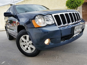 Jeep Grand Cherokee 2010 Limited 5.7 Hemi Posible Cambio
