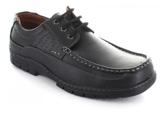 Zapato Para Hombre Furor 30438-048130 Color Negro