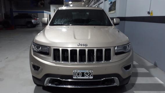 Grand Cherokee Limited 2014 Con 112.856km
