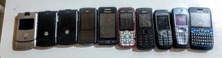 Lote De Celulares Nokia, LG, Samsung E Motorola.