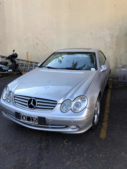 Mercedes-benz Clk 3.2 Clk320 Elegance Plus At 2005
