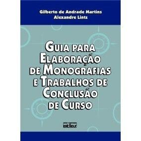 Guia Para Elaboração De Monografias E Trabalhos De Conclusão