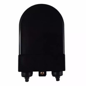 Terminador Óptico 6f Injetado - Preto