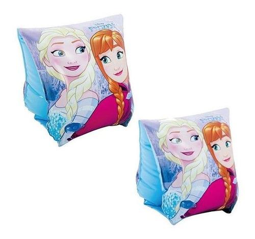 Boia De Braço Flutuador Infantil Intex Luxo Disney Frozen