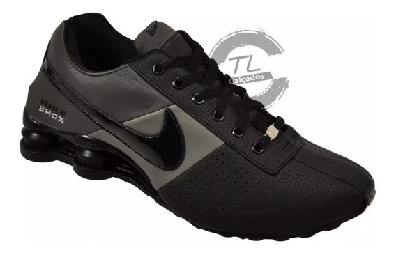 Tênis Nike Sxhox 4 Molas Masculino Promoção Dia Dos Pais