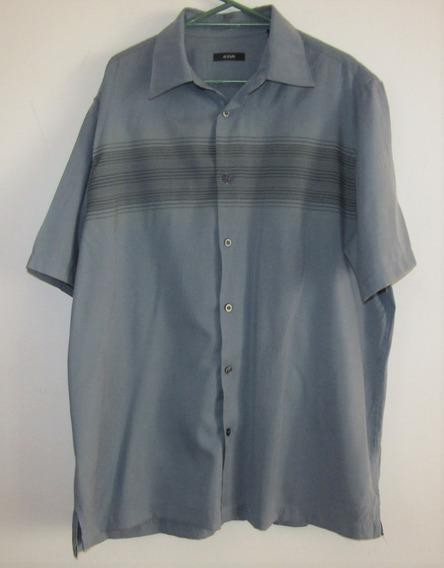 Camisa Azul Alfani Talla L