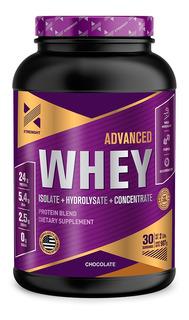 Advance Whey Proteina Xtrenght 2 Lb Isolate Hidrolizada