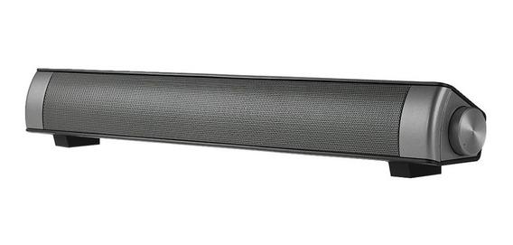 Alto-falantes Bluetooth Sound Bar Bluetooth Preto