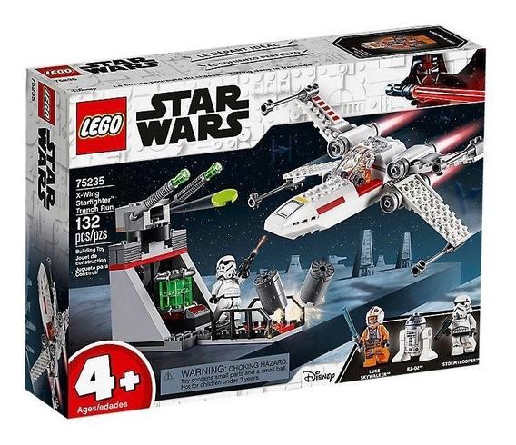 Lego Star Wars Asalto Del Caza Estelar Ala-x 75235