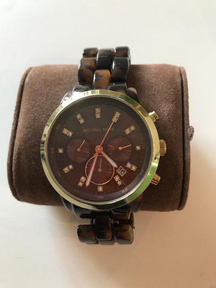Relógio Michael Kors - Mk5216 Tartaruga