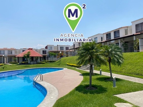 Casa En Condominio En Club De Golf Santa Fe / Xochitepec - M2ai-272-cd