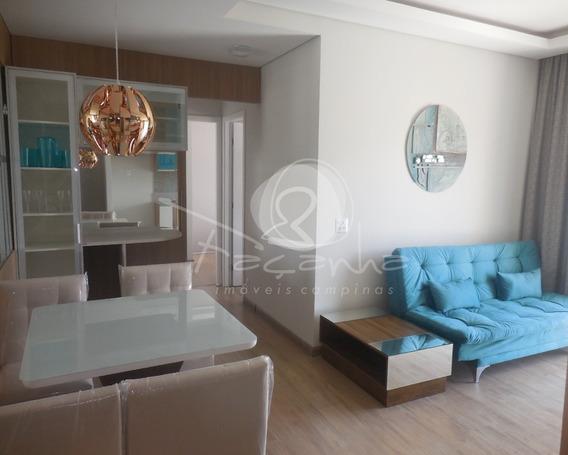 Apartamento Para Venda No Taquaral Em Campinas - Imobiliária Em Campinas - Ap02847 - 33712484