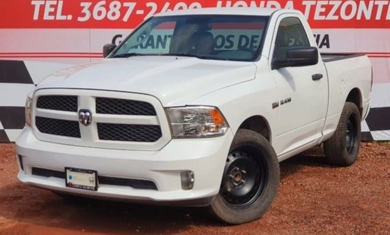 Dodge Ram 2500 Hemi V8 Cabina Regular