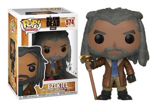 Funko Pop Ezekiel 574 - The Walking Dead