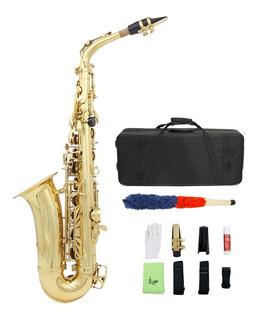 Oferta Saxo Saxofon Alto California Liquidacion Mejor Precio