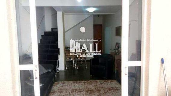 Casa De Condomínio Com 2 Dorms, Vila Borguese, São José Do Rio Preto - R$ 175.000,00, 50m² - Codigo: 3915 - V3915
