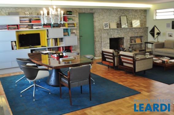 Casa Térrea - Alto De Pinheiros - Sp - 524438