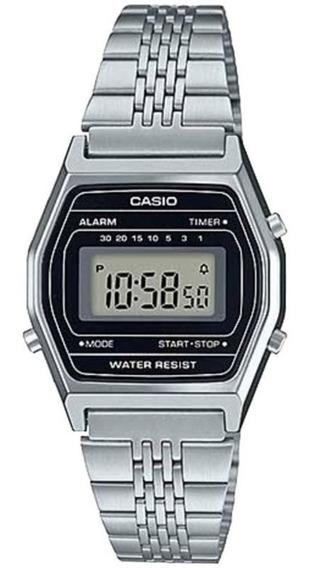 Relógio Casio Feminino Digital La690wa-1df 12 Meses Garantia