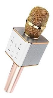 Microfono Karaoke Bluetooth El Mejor Sonido! Super Divertido