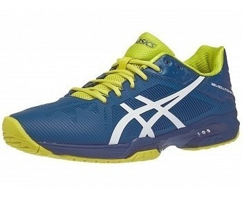 Tenis Asics Gel Solution Speed 2018 Federer Nadal Para Tenis