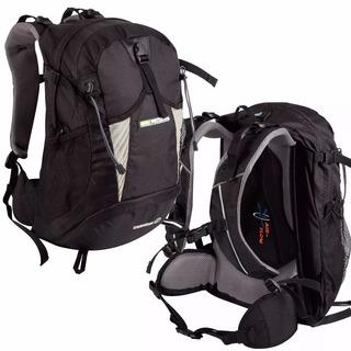Mochila Trekking Camping Urbana Waterdog Cabrera 25 Litros Ideal Viaje Avion Low Cost