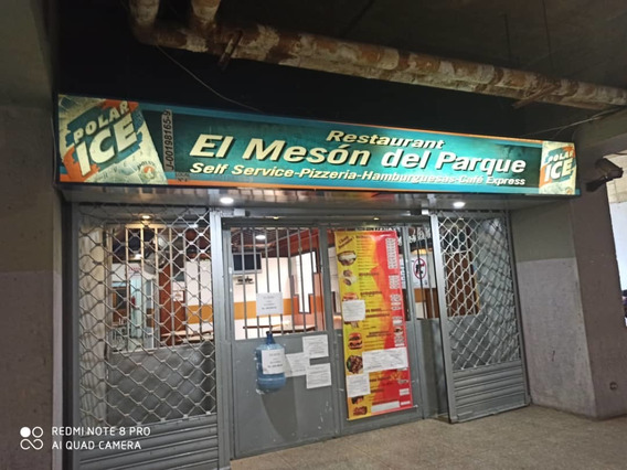 Venta Y/o Alq. Restaurant/parque Central/duque/04242354168