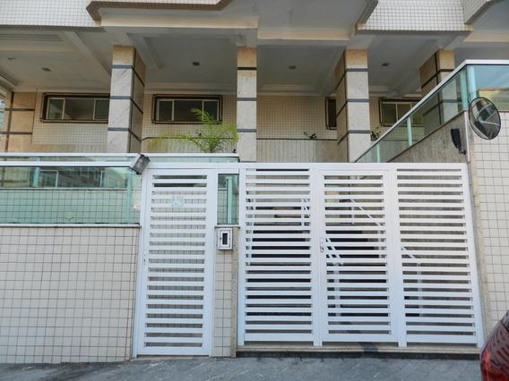 Vendo Apartamento 1 Dormitorio Semi Novo No Canto Do Forte.