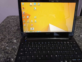 Notebook Aspire Acer One 722 Com Defeito
