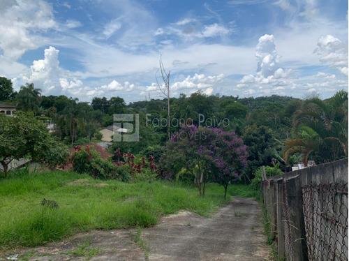 Terreno Para Venda Em Arujá, Jacarandas - Te0172_1-1723854