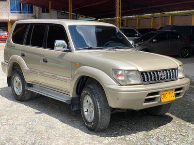 Toyota Prado Toyota Prado Vxa