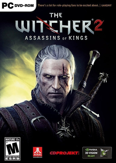 The Witcher 2 Pc Em 5 Minutos Original!!