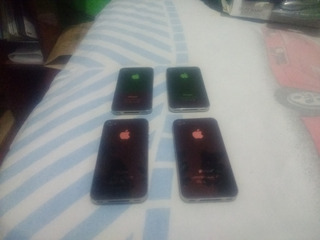 iPhone 4 16 Gb Preto Original Seminovo + Cabo De Carregar