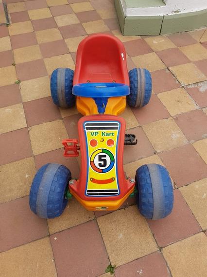 Karting Formula 1 Vegui A Cadena Usado Excelente Estado