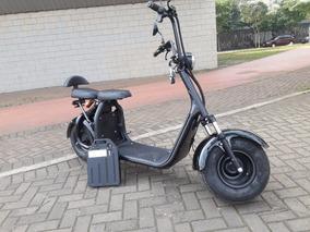 Moto Scooter Elétrica 1500 W Tipo Harley Nova