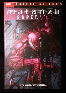 Matanza Superior - Panini 100% Marvel