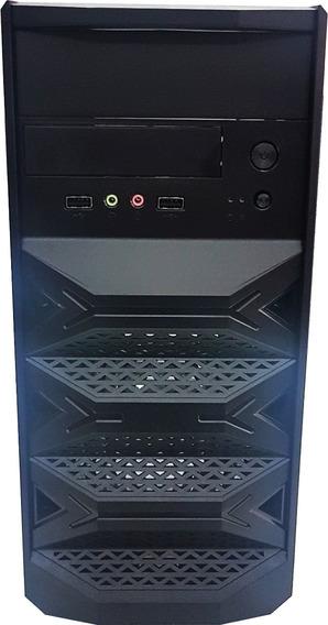 Cpu Pc Core 2 Duo 8gb Hd160 C/ Placa De Vídeo 2gb + Brinde