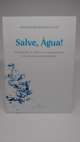 Salve, Água - Livro Novo