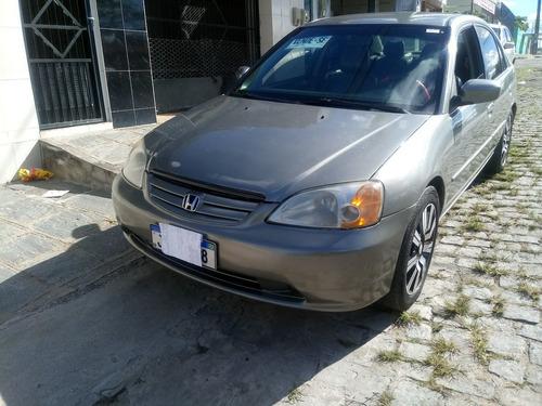 Honda Civic 2003 1.7 Lx Aut. 4p
