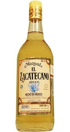 Mezcal El Zacatecano Joven 1000 Ml
