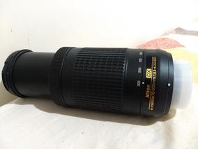Lente Nikon Afp 70-300 Semi Nova