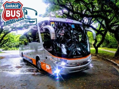 Marcopolo Paradiso G7 1200 Ano 2010 Scania K310 Novo!ref541