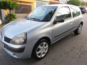 Renault Clio 1.0 Authentique 16v Gasolina 2p Manual 2004/200