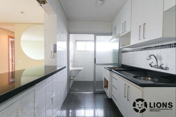 Apartamento 02 Dorm, 01 Vaga- 66m² - Próximo Anchieta - 16009