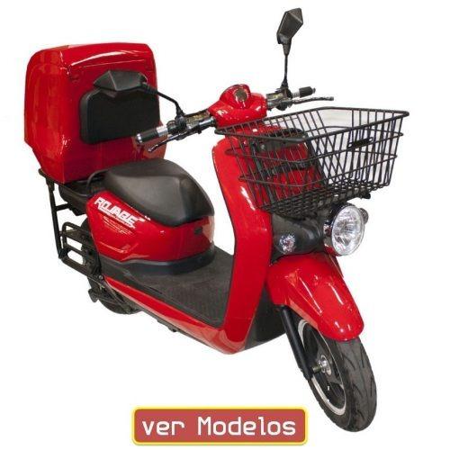 Moto Eléctrica Rojabe Rjb-009