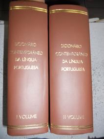 Dicionário Contemporâneo Da Língua Portuguesa 2 Volumes