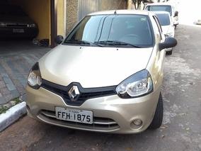Renault Clio Expression 1.0 2013 - Ótimo Estado