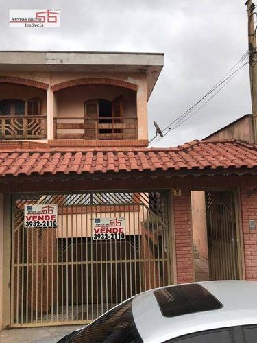 Imagem 1 de 22 de Sobrado Com Piscina , 3 Dorm. À Venda, 280 M² Por R$ 460.000 - Freguesia Do Ó - São Paulo/sp - So1116