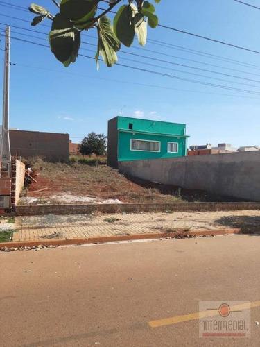 Terreno Residencial Portal Ville Azaléia - Te1229
