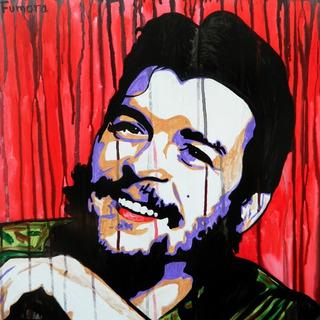 Che Guevara X Fumora Arte Unico Edicion Limitada Firmada