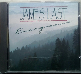 Cd James Last Non-stop Evergreens 1989